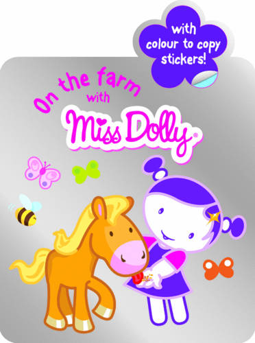 MISS DOLLY: ON THE FARM, Gemma Cooper, New