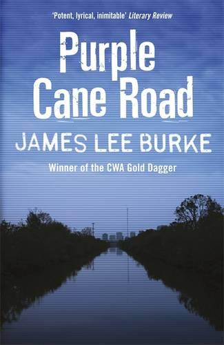 Purple-Cane-Road-James-Lee-Burke-Very-Good